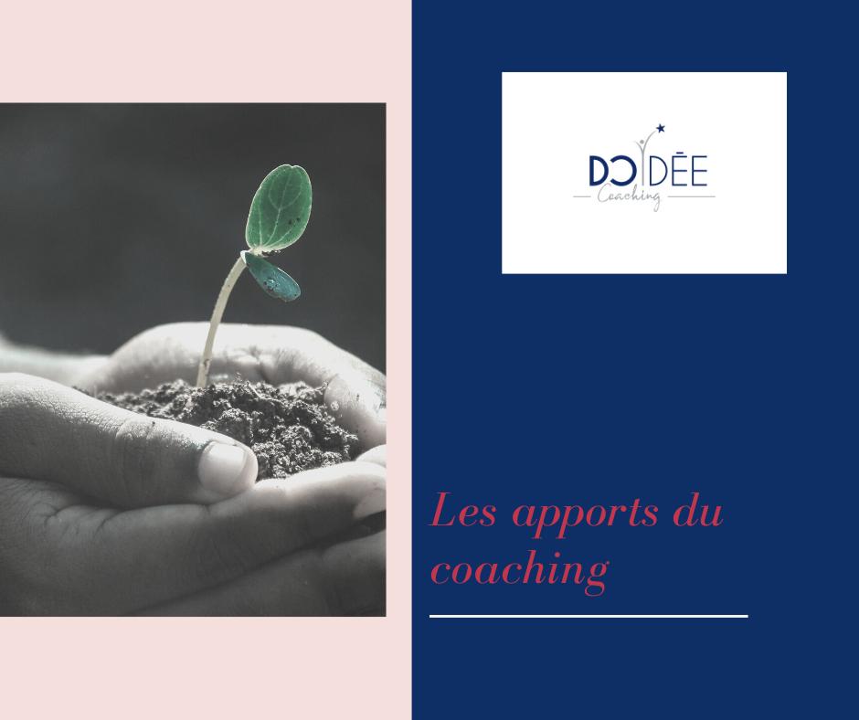 Les apports du coaching