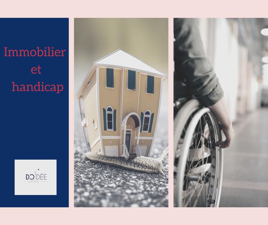 Immobilier et handicap